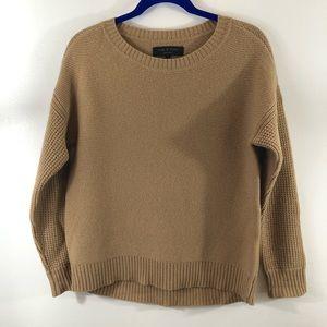 Rag & Bone 100% Wool Oversized Sweater Size XS